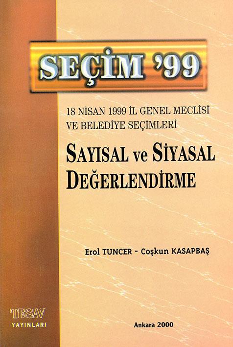 18 Nisan 1999 Yerel Seçimleri