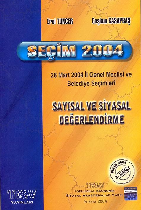 28 Mart 2004 Yerel Seçimleri