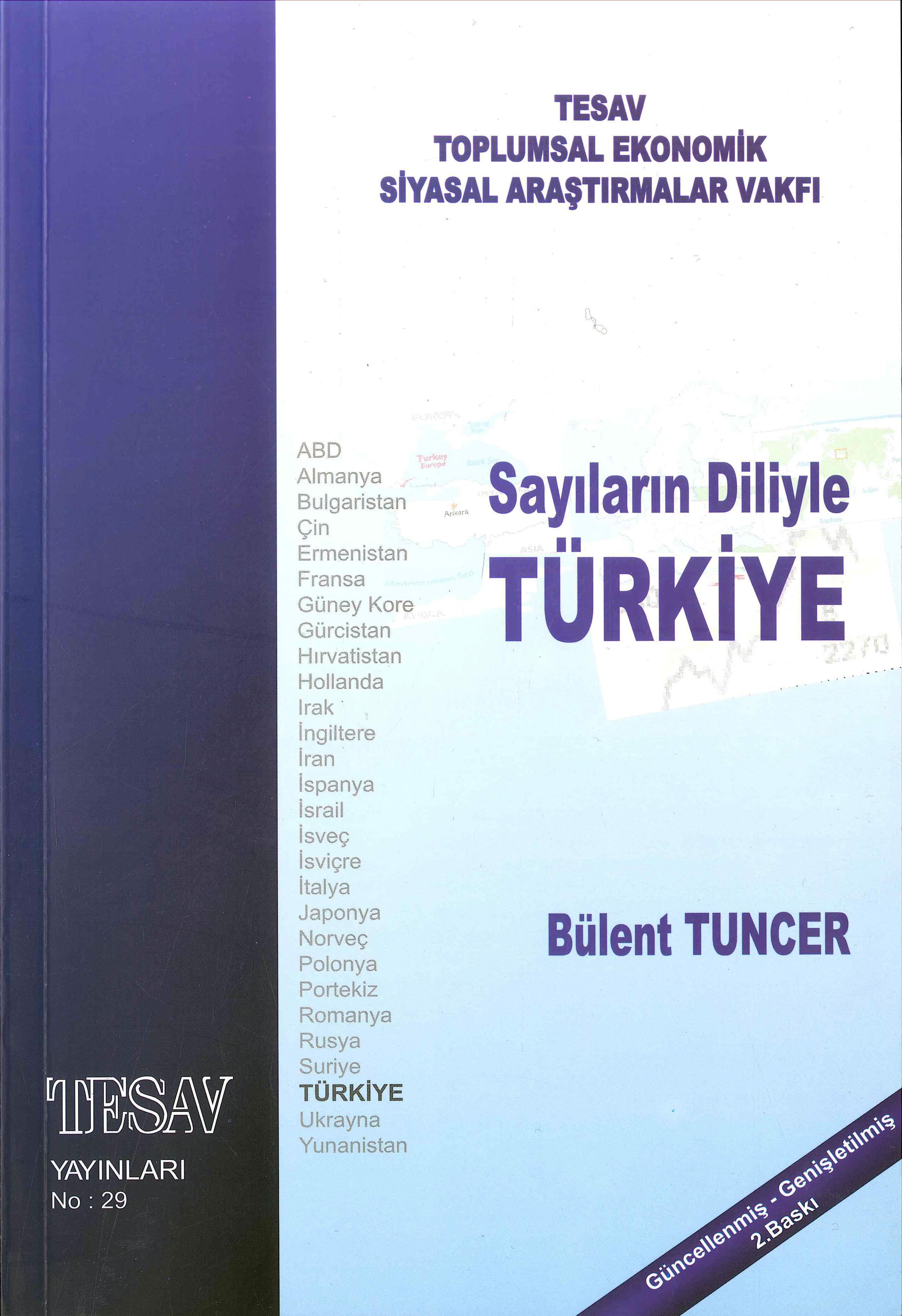 Sayıların Diliyle Türkiye 2007