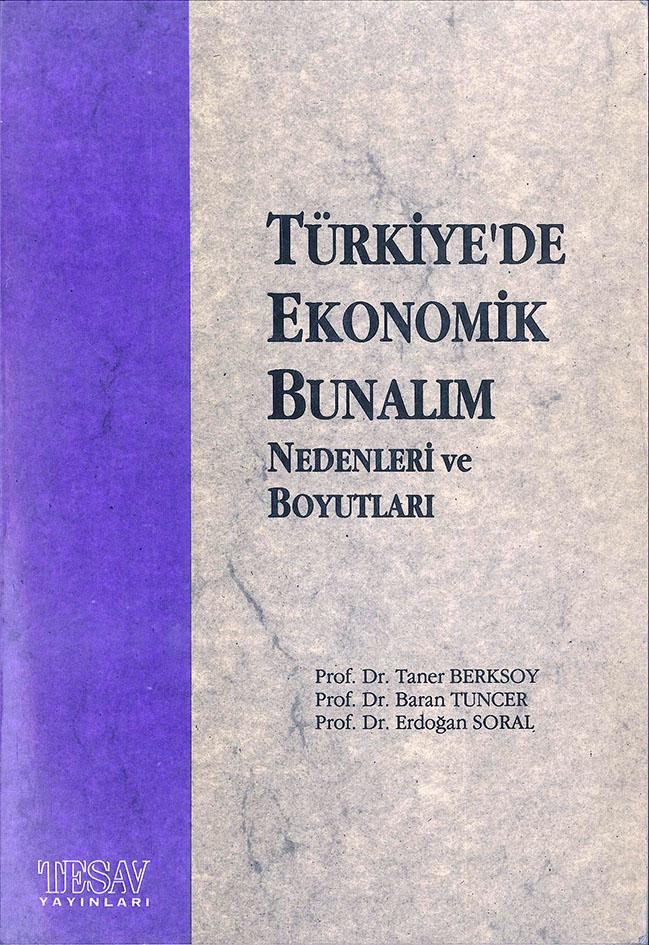 Türkiye'de Ekonomik Bunalım