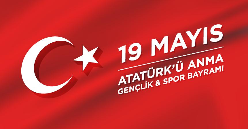 Atatürk'ü Anma ve Gençlik ve Spor Bayramı