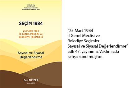 25 Mart 1984 Yerel Seçimleri