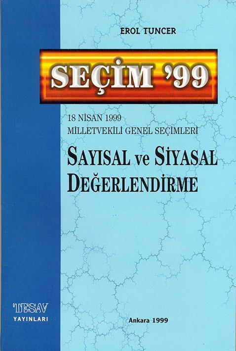 18 Nisan 1999 Milletvekili Genel Seçimleri