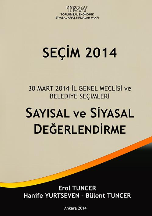 30 Mart 2014 Yerel Seçimleri