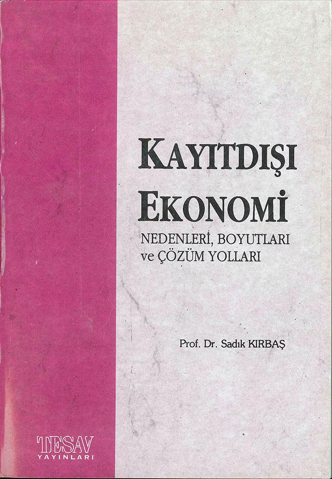 Kayıtdışı Ekonomi